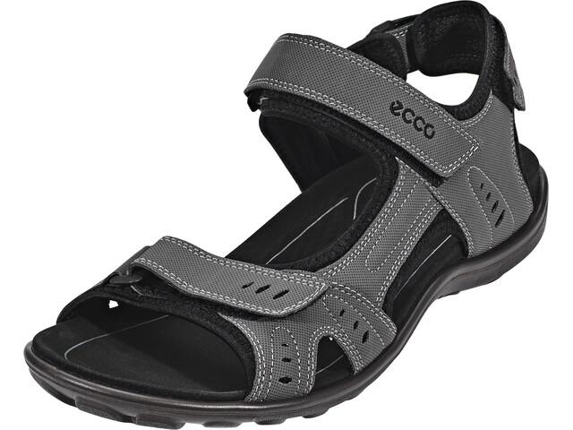 ECCO All Terrain Sandals Men anthracite